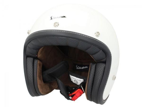 Vespa casco P-Xential bianco
