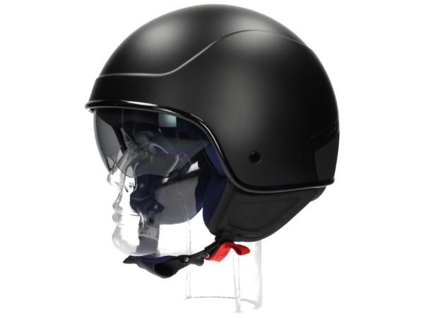 Piaggio casco PJ1 Jet nero opaco