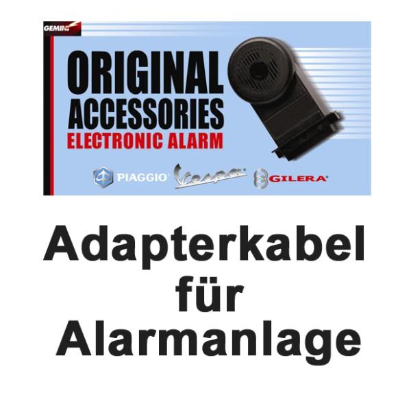 Original Cablaggio alarme piaggio Vespa E-1 & E-Lux Purejet