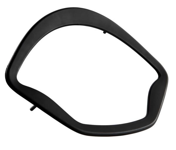 Cornice contachilometri per Vespa GTS/GTS Super 125-300ccm, nero opaco