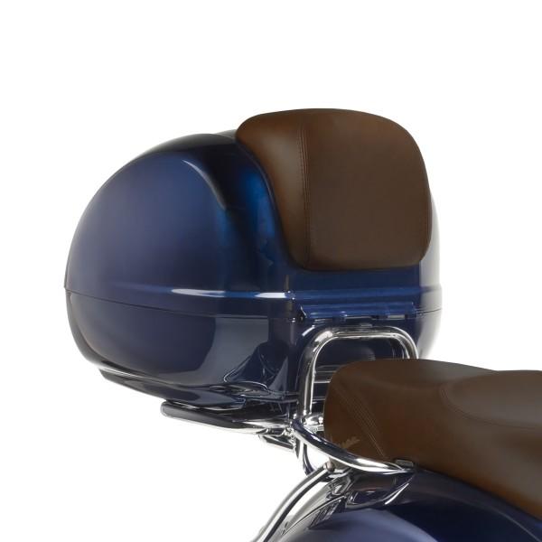 Schienale in vera pelle per Vespa GTS