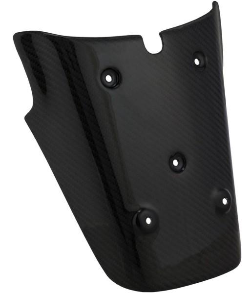 Portatarga posteriore per Vespa GTS/GTS Super/GTV 125-300ccm (-'13), carbon