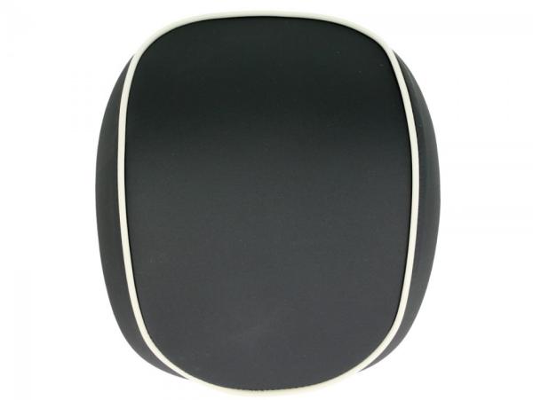 Original schienale per Topcase Vespa Elettrica grigio chiaro/light grey