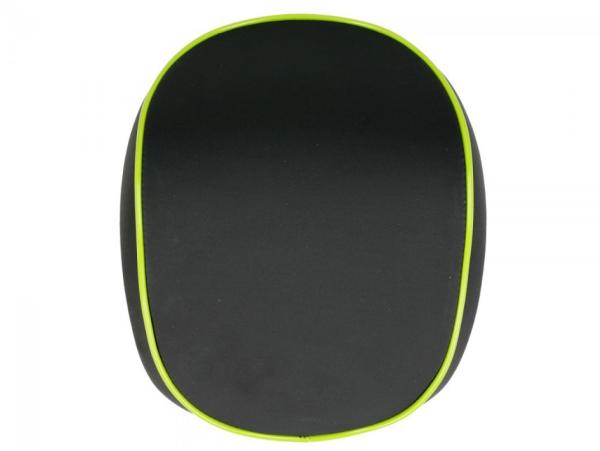 Original schienale per Topcase Vespa Elettrica verde/green