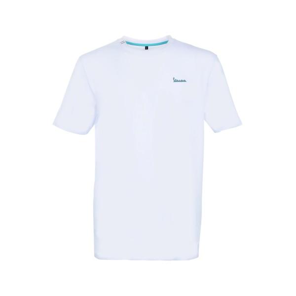 Vespa Graphic T-Shirt uomo bianco