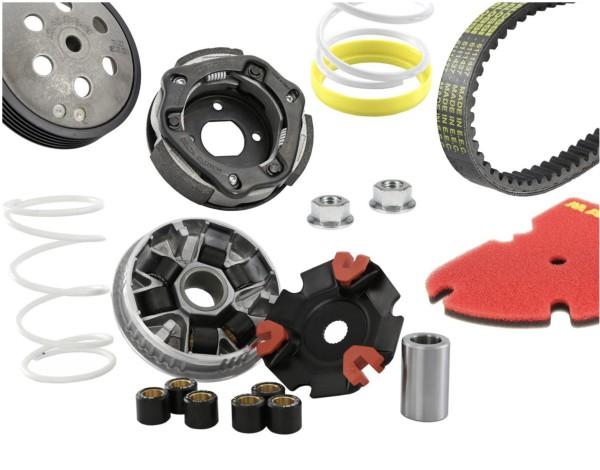 "Kit elaborazione trasmissione ""Sport"" per Vespa LX 125-150ccm / Primavera / Sprint 3V i.e./ iGet 150ccm"