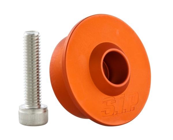 Kit di montaggio per specchietto parte manubrio senza contrappesi, MK II, arancione