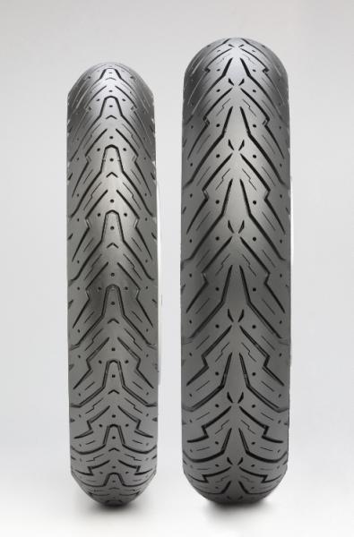 Pneumatico Pirelli 110/70-12, 47P, TL, Angel Scooter, anteriore