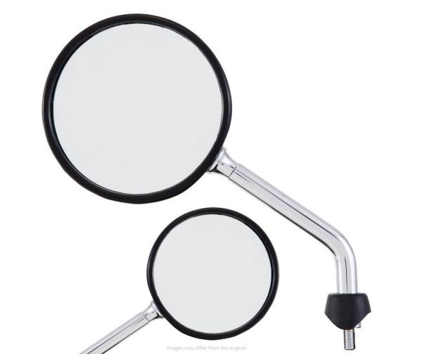 Specchio Shorty, cromo, destro e sinistro per Vespa GTS / GTS Super HPE 125/300 ('19-)