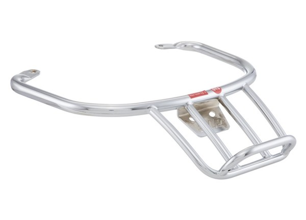 Portapacchi posteriore 70's per Vespa GTS/GTS Super/GTV/GT 60/GT L 125-300ccm 4T LC, cromo