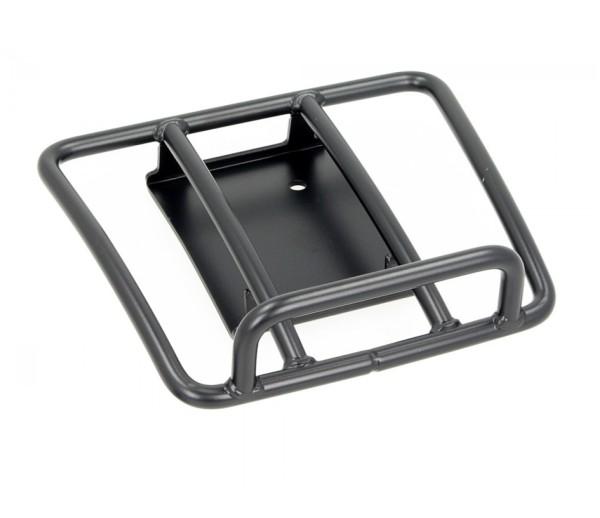 Portapacchi, piccolo, nero, per Vespa GT / GTS
