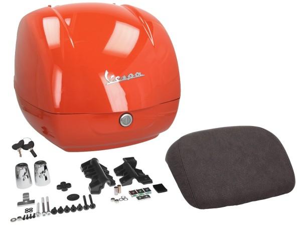 Original Topcase für Vespa GTS - Orange Impulsivo A11