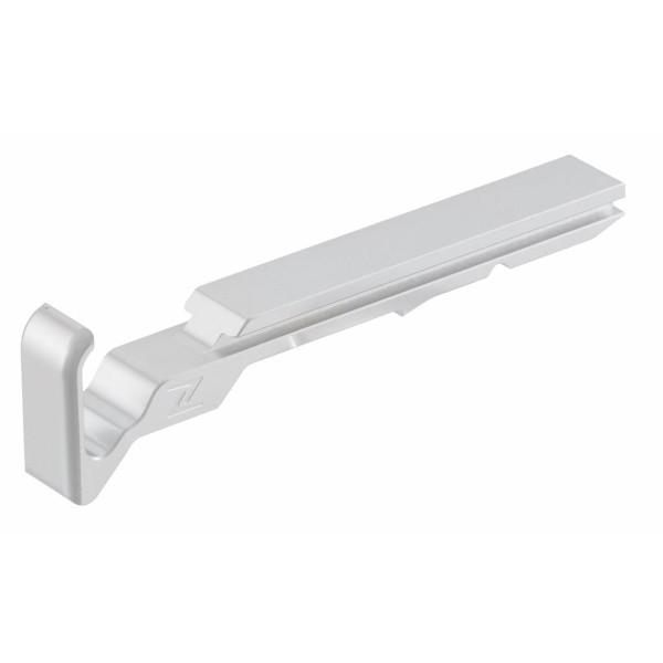 Gancio portapacchi panchina argento Zeloni per Vespa Primavera / Sprint 50-150ccm 2T / 4T AC