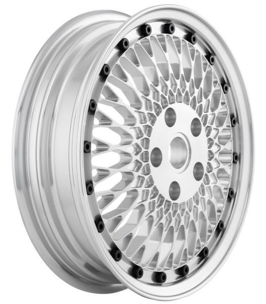 Cerchione Comb 1 anteriore/posteriore per Vespa GTS/GTS Super/GTV/GT 60/GT/GT L/946 125-300ccm, argento