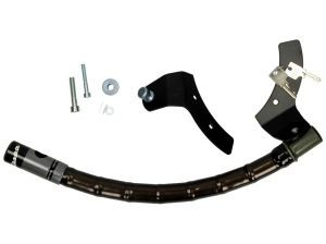 Original dispositivo antifurto (sedile - manubrio) standard per Vespa Primavera / Sprint