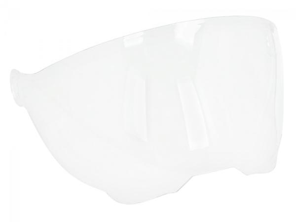 Visiera per casco Piaggio P-Style Jet, trasparente
