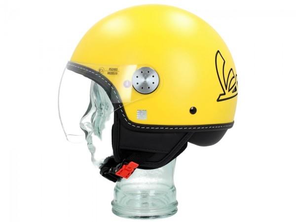 Vespa Casco Jet Visor 3.0 giallo