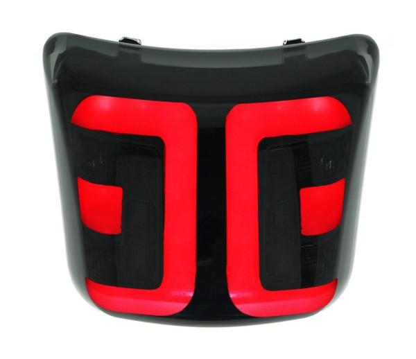 LED fanale posteriore colorato per Vespa GTS, GTS Super 125-300 ccm