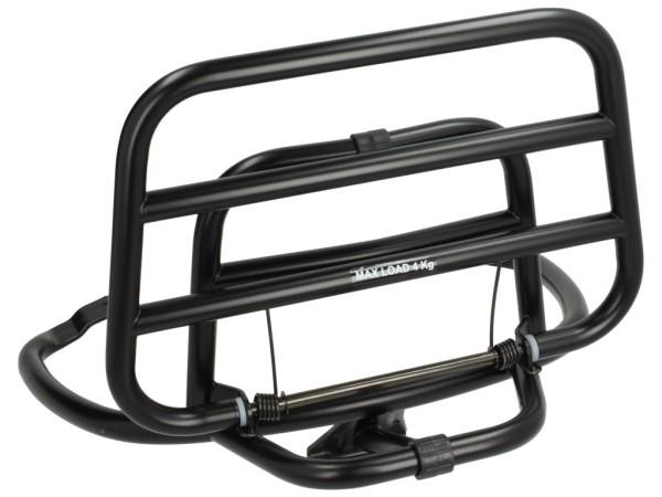 Portapacchi posteriore Vespa Primavera / Sprint - nero