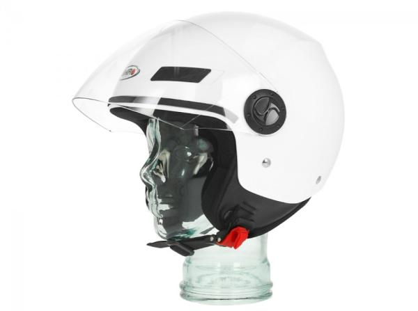Shiro Jethelm, SH62, GS, bianco