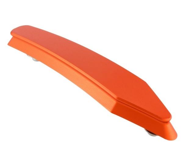 Cresta parafango per Vespa GTS/GTS Super/GT/GT L 125-300ccm, arancione opaco