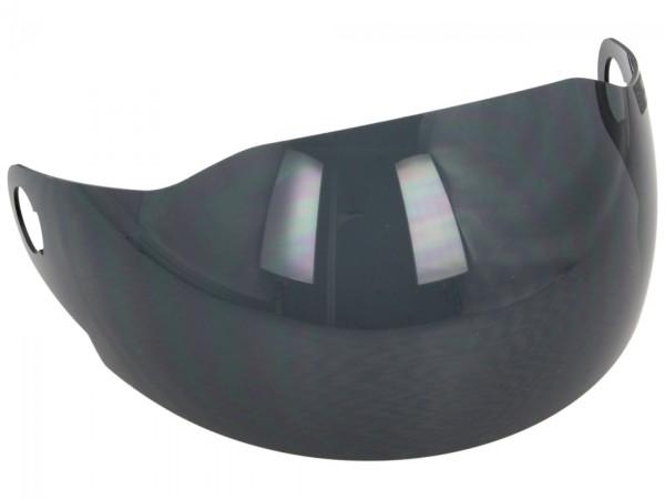 Visiera (colorata) per casco integrale Vespa Sei Giorni