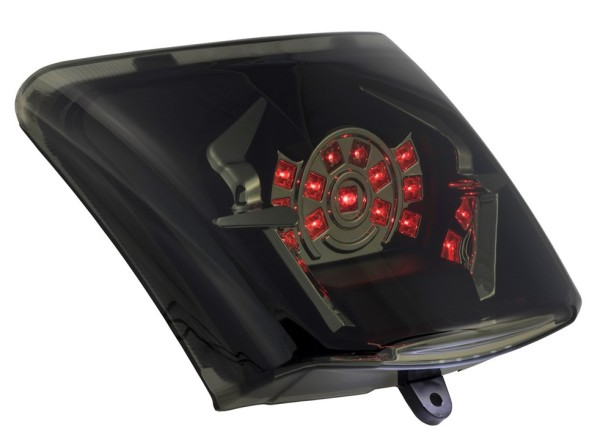 Fanale posteriore MK II LED per Vespa GTS/GTS Super/GTV/GT 60 125-300ccm (-'13), sfumato
