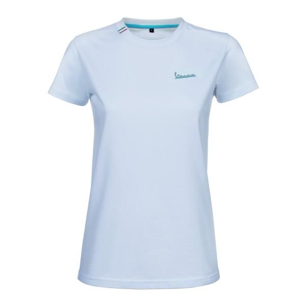 Vespa Graphic T-Shirt donna bianco