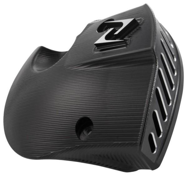Bocchettoni aria coperchio variatore per Vespa GTS/GTS Super/GTV/GT, nero