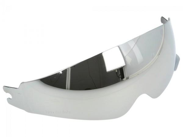 Visiera interna Helmo Milano, a specchio, antigraffio, antiappannamento, tutti i modelli con fascia interna